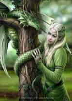 Dragon & Girl