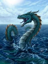 Dragon-Ocean's Fury