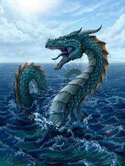 Dragon-Ocean's Fury