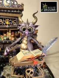 dragon wizard apprentice