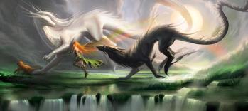 Dragon's Playing