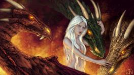 The Mother of Dragons