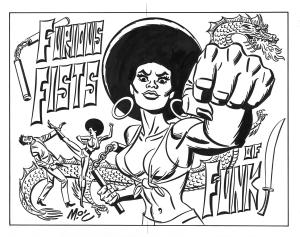 funk-furious fists
